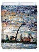 St Louis Duvet Cover