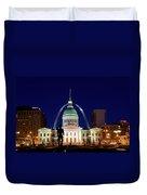 St. Louis Duvet Cover