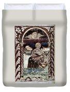 St. Luke Duvet Cover