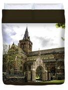 St. Magnus Cathedral Duvet Cover
