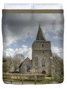 St Margaret Hothfield Duvet Cover