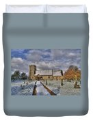 St Margarets Church Ridge Hertfordshire Duvet Cover