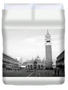 St. Mark's Square Duvet Cover
