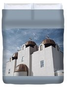 St Mary And St Abraam Coptic Orthodox Church Duvet Cover