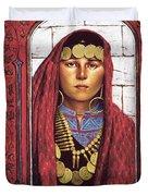 St. Mary Magdalene  - Lgmag Duvet Cover