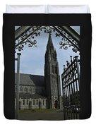 St. Mary Duvet Cover