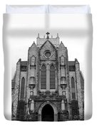 St Mary's Cathedral Memphis Tn Duvet Cover