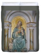 St. Matthew Duvet Cover