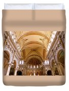 St. Nicholas Of Tolentine Church - II Duvet Cover