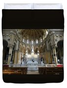 St. Nicholas Of Tolentine Church - IIi Duvet Cover