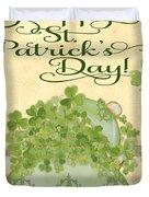 St. Patrick-jp3192-a Duvet Cover