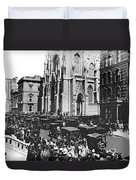 St. Patrick's Cathedral Duvet Cover