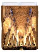St. Patricks Cathedral Duvet Cover