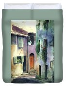 St. Paul De Vence Duvet Cover