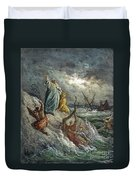 St. Paul: Shipwreck Duvet Cover