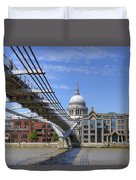 St Paul's Cathedral Duvet Cover
