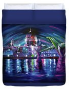 St Pauls Cathedral London Duvet Cover