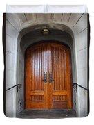 St Paul's Episcopal Church In San Francisco II Duvet Cover