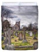St Peter And St Paul Headcorn Duvet Cover