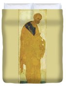 St Peter. From Deisus Tier Duvet Cover