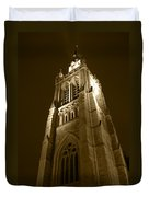 St Peter's Church Bournemouth Duvet Cover