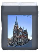 St. Peter's Harpers Ferry Duvet Cover