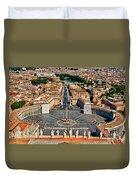 St Peter's Square Duvet Cover