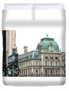 St Stephens Square One Way Vienna Duvet Cover