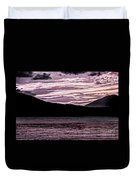 St Thomas - Sunset 2 Duvet Cover
