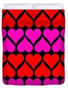 St. Valentine Love Duvet Cover