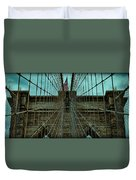 Stable - Brooklyn Bridge Duvet Cover