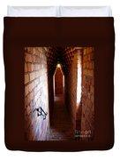 Stadhuset's Corridor Duvet Cover