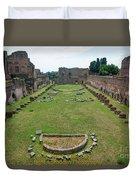 Stadium Of Domitian Duvet Cover