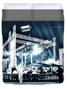 Stage Lights Duvet Cover