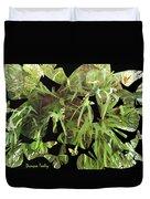 Staghorn Butterfly Fractal Duvet Cover