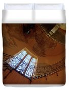Stairway To Heaven Duvet Cover by Enrico Pelos