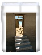 Stairs To The Sky Duvet Cover