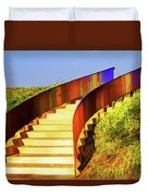 Stairway To... Duvet Cover