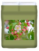 Stand Alone Japanese Cherry Blossom Duvet Cover