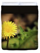 Stand Out - Dandelion Duvet Cover