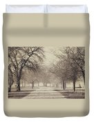 Stand Where I Stood Duvet Cover