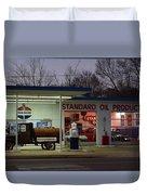 Standard Oil Museum After Dark 18 Duvet Cover