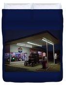 Standard Oil Museum After Dark 20 Duvet Cover