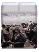 Standing Out In The Crowd Duvet Cover