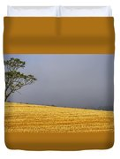 Standing Proudly Duvet Cover