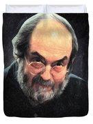 Stanley Kubrick Duvet Cover