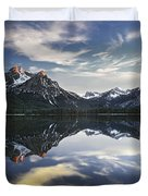 Stanley Lake Duvet Cover