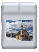 Stannard Church Duvet Cover