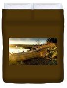 Stan's Captured Sunlight Duvet Cover