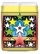 Star Duvet Cover